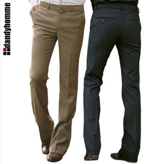 Buy mens bootcut trousers