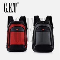 Free shipping laptop double shoulder bag Multifunctional backpack for 15.6' notebook computer bag Schoolbag Wenger