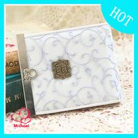 2014 flannelet sweet fresh clip decorative pattern women's wallet