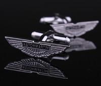 Aston Martin Car Sign Shape Cufflinks  AS-35