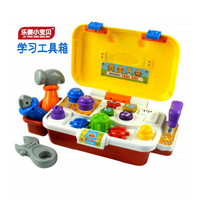 Music tool box boy child puzzle baby toy