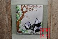 Unique gift suzhou embroidery computer embroidery painting suzhou embroidery decorative painting embroidery painting