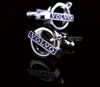 VOLVO Car Sign Shape Cufflinks  AS-53