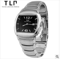 TLP brand, joker,, fashion and easy, steel belt, Japan movement, men's watch and T307 .watches men luxury brand