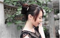 A005 diamond pearl hair stick fork hair maker hair accessory hair accessory