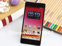 "New ultra-thin Android mobile phone ZTE Nubia Z5S mini Qualcomm APQ8064 Quad Core 2GB RAM 4.7""IPS Screen 5MP+13MP Dual Camera 3G"