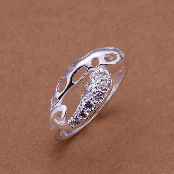 wholesale new beautiful fashion jewelry 925 silver ring