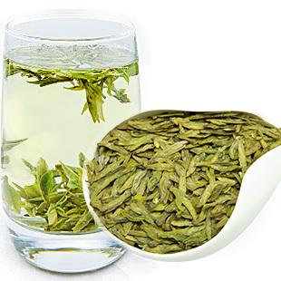 250g Dragon Well Chinese Longjing green tea the chinese green tea Long jing the China green