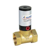 Q22HD 2/2 way pneumatic piston valves solenoid valve plastic body (water,air,oil,gas) water valve