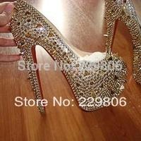 Туфли на высоком каблуке Greissimo 140