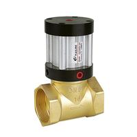 KLQD Q22HD-50 2 way pneumatic piston valves for neutral liquid and gaseous media