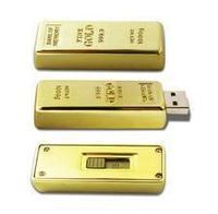 Latest desgin factory price Bullion Gold Bar USB 2.0 Flash Memory Drive Stick U disk 8GB 16GB 32GB 64GB Pendrive U disco