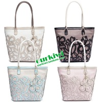 Free shipping hot selling  women's handbag floren kabelka carryall rose embroidered bags shoulder bag