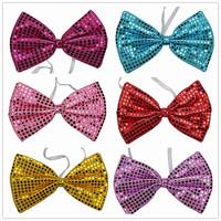 Dayses 20g sequin bow tie Large paillette bow tie