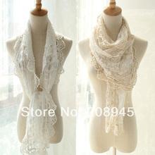 lace scarves promotion