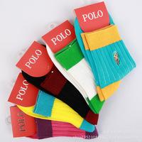 2014 HOT SALE Fashion cotton Women's Sport socks High quality casual dress socks for women mix color 20pcs=10pairs=1lot