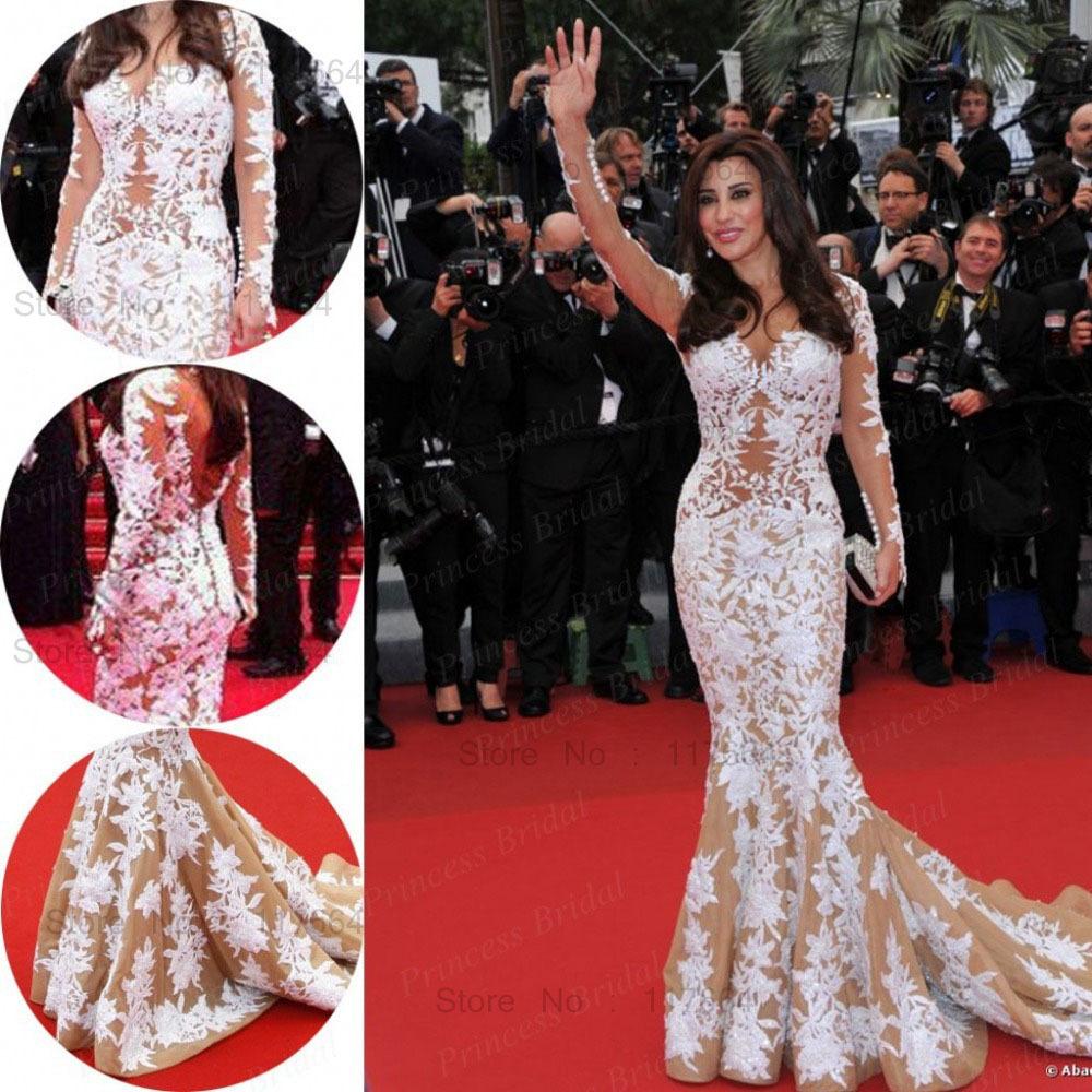 Gowns Np7086 Najwa Karam