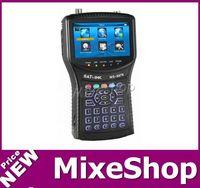 free shipping! satlink ws-6979 dvb-s2/dvb-t2 HD combo satellite finder