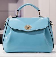 2014 New Real Genuine Leather Bags Women Handbags Women Messenger Bags Women Leather Bag Handbags designers brand  B1558