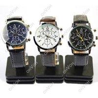 Cool Casual Men's Quartz Analog Sport Wrist Watch Cheap Watch Free Shipping
