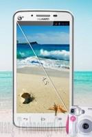 4.5inch Huawei Y511 android phone MTK6572 Dual Core 1.3GHz 512MB RAM 4GB ROM dual camera bluetooth GPS 3G WCDMA 854*480pix