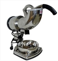 Free Shipping Full commercial stainless steel electric ice shaver ice crusher ice machine