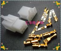 Electric-bike/ Car/ RC/ RV molex 2.8mm Connector Plug 6 Pin x 10 sets  free  shipping