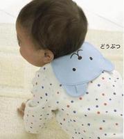 animal shape 4 layers of gauze soft sweatbands code baby sweatbands separated children sweat 2pc/lot