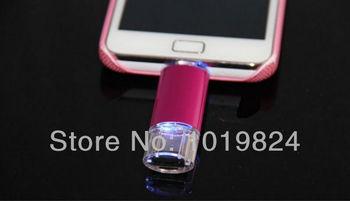 100% реальная емкость OTG USB флэш-накопитель смарт phoneUSB флэш-накопитель 4 ГБ ...