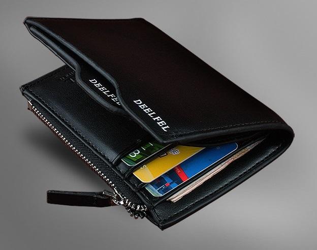 Leather Organizer For Men Organizer Wallet Mens