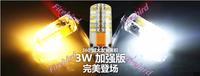 6 x G4 3W led bulb, 3014SMD*48pcs Energy saving Corn Light, AC/DC10-30V direct replace halogen lamps, free shipping