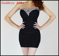 Hot sale 2014 new arrival  fashion dress summer sexy and club dresses for women  Free shipping A001