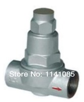 Screw Temperature Adjustable Bimetallic Steam Trap Vavle