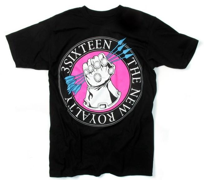 Custom 3sixteen 2007 Holiday Men T Shirts Custom Boys and girls 100% Cotton Diy Shirts Free Shipping(China (Mainland))