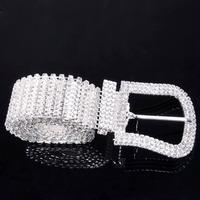 New 2014 women belt classic rhinestone belts for women fashion belts sales free shipping YY-18001A