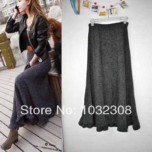 Fashion knitted skirts 8