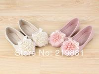 2014 Kids new lace flower shoes , children shoes girls , 5pcs/lot    ZYL05