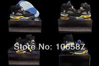 9 Colours Free Shipping Air Retro 5 V Shanghai Shen Bel Air South Beach Men's Basketball Sport Footwear Sneaker Trainers Shoes