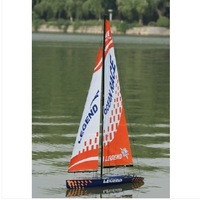 Remote control sailboat | model boats | 90CM long new boat RTR Consult our freight costs
