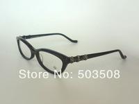 eye glasses frame women and men brand 55-16-137LOVE MUSTARD optical frame