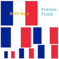 France Flag for fans Brazil world cup 2014 Country flag French National Flag Size No.1 288*192cm