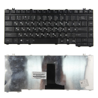 Russia Keyboard ,Replacement For Toshiba A200 A250 A210 A215 Black  ,Laptop Keyboard