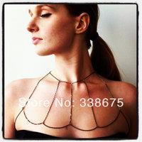 2014 New Fashion Body Chain Body Jewelry Pieces