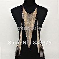 2014 New Fashion Sexy Body Chain Body Jewelry Pieces