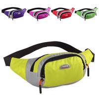 Casual small waist pack ride bag male waist pack outside sport waist pack female mobile phone waist pack fashion bag chest