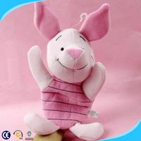 2014 best selling animal finger puppet, hand puppet