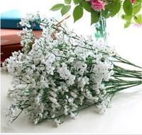 Free Shipping Home Wedding Decor Artificial Babysbreath Fake Flower Gypsophila Plant [4003-591_2] 384 739