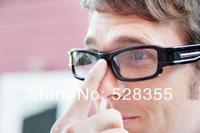 Free shipment Stylish glasses spy hidden digital video camera FULL HD 1920x1080 camcorder M0060