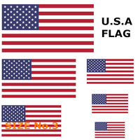 "USA Flag for fans Brazil world cup 2014 United States of America flag National Flag  Size No.3  192*128cm        6'3""*4'2"""