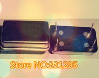 10PCS/Inline active crystal Zhong OSC 1.8432M 1.8432MHZ rectangular full-size DIP-4 legs